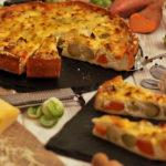 Marmorkuchen mit Kokosmilch (vegan)