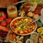 Marzipan-Krokant-Pralinen (vegan)