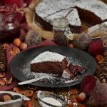 Erdnuss-Eintopf mit Kohl und Bohnen (vegan)