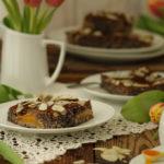 Salat mit geröstetem Blumenkohl und Granatapfel